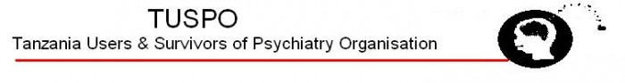 TANZANIA USERS AND SURVIVORS OF PSYCHIATRY ORGANIZATION
