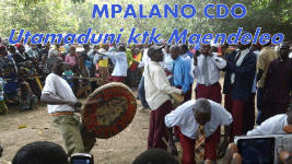 Mpalano Culture in Development (MPALANO CDO)